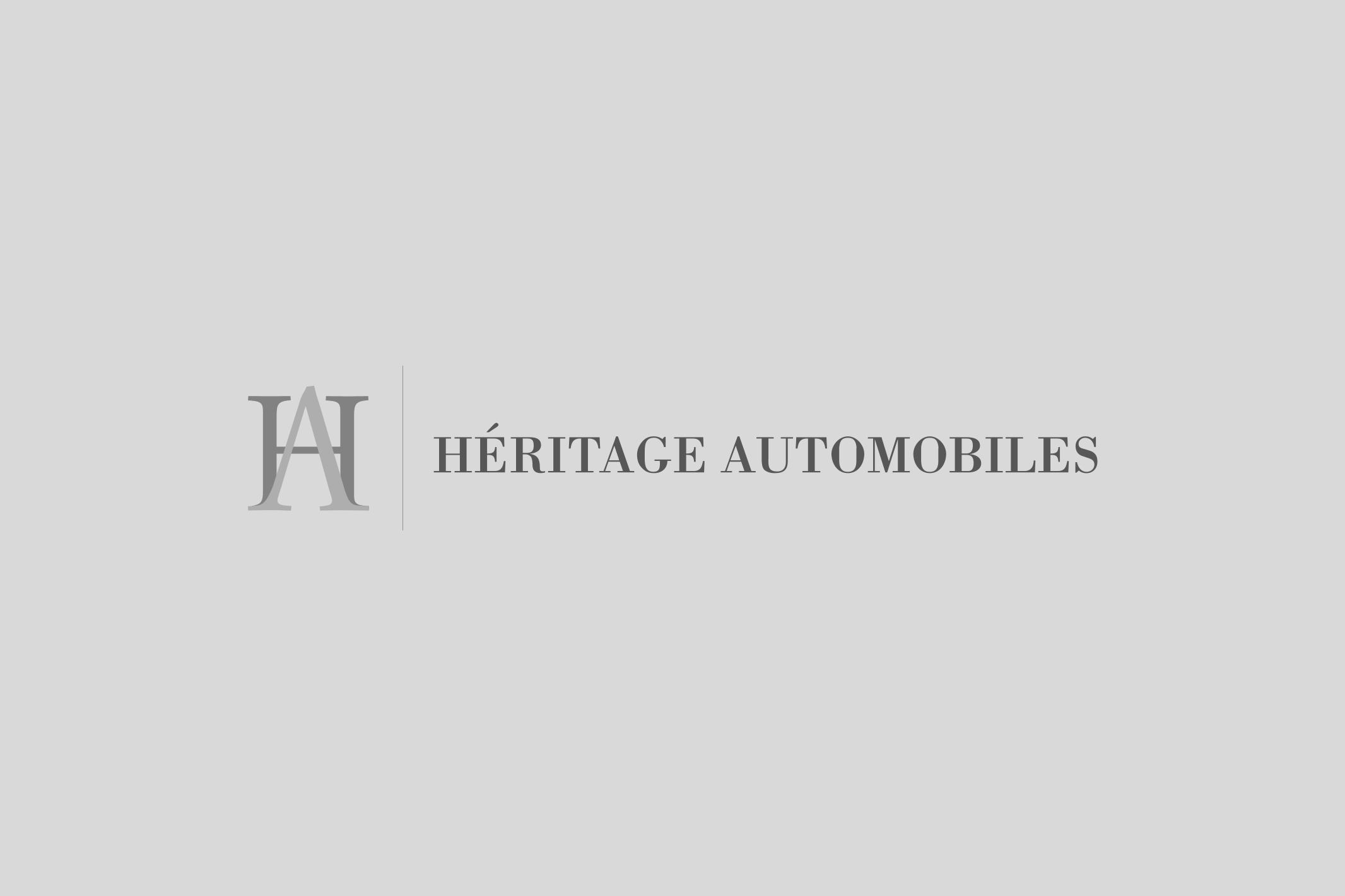 Logo héritage automobile