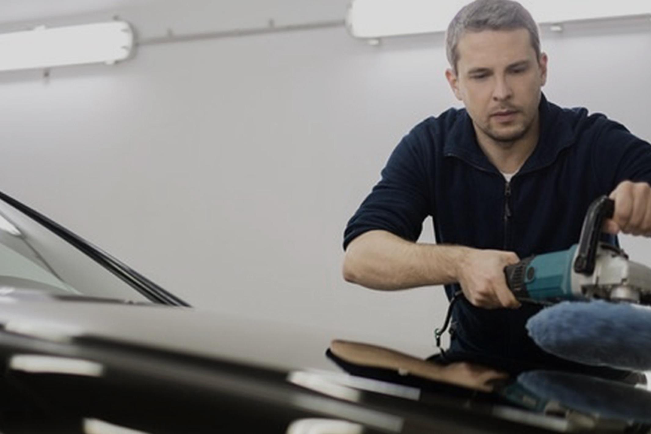 Esthétique et rénovation écurie automobile