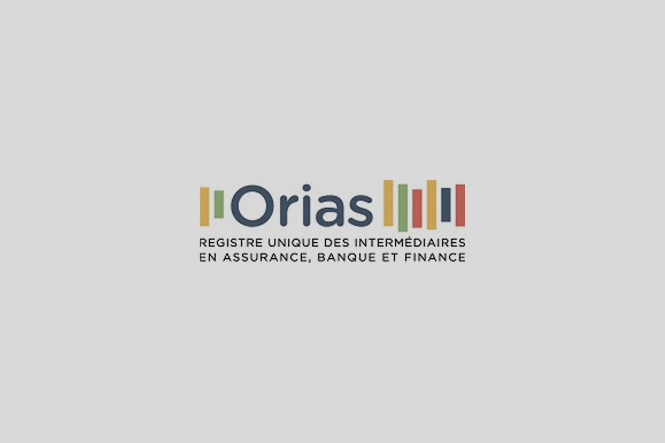 Logo Orias assurance