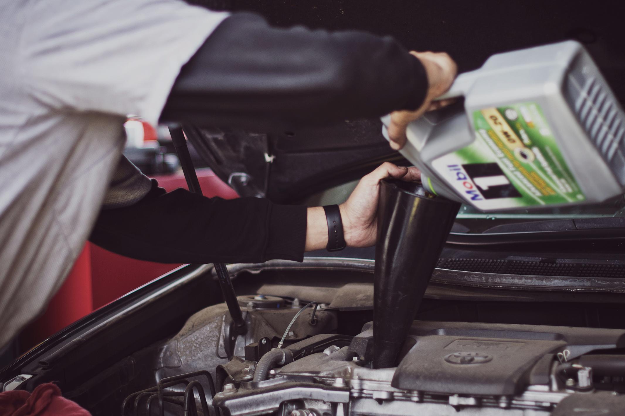 révision entretion écurie automobile